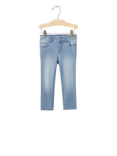 GAP Baby 1969 Serious Stretch Mini Skinny Jeans
