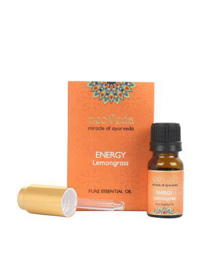 NeoVeda Energy Lemongrass Oil 10ml
