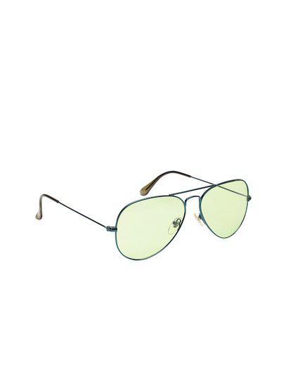 Fastrack Men Aviator Sunglasses M165GR28