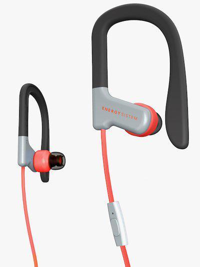 Energy Earphones Sport 1 Red Mic