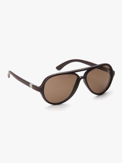 Ferrari Men Brown Aviator Sunglasses 13175-F