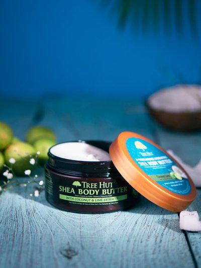 Tree Hut Shea Coconut Lime Body Butter