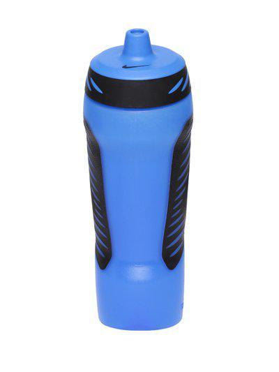 Nike Blue and Black HYPERFUEL BPA-Free Water Bottle 530ml