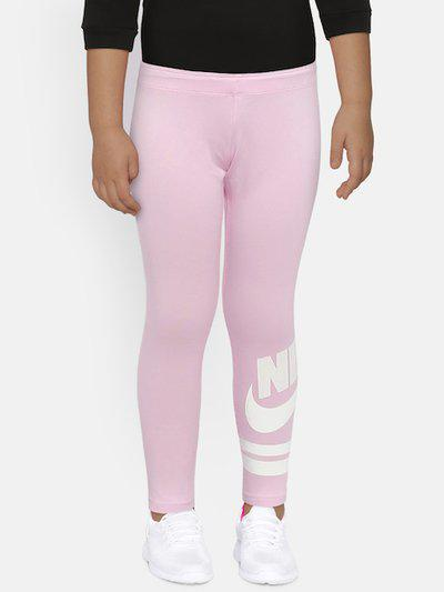 Nike Girls Pink NSW FAVORITE GX3 Tights