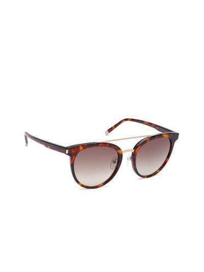 Calvin Klein Women Round Sunglasses CK 4352 221 53 S