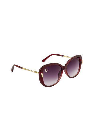 Clark N Palmer Women Oversized Sunglasses
