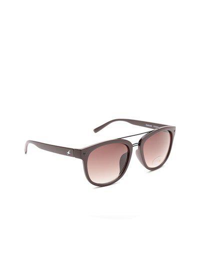 Fastrack Men Square Sunglasses NBP334BR2