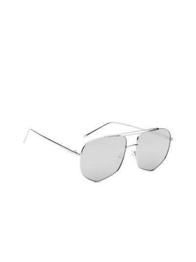 Roadster Unisex Mirrored Oversized Sunglasses MFB-PN-PS-T10273
