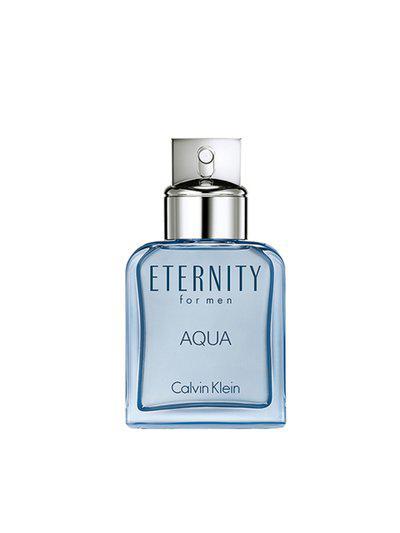 Calvin Klein Men Aqua Eau De Toilette Spray