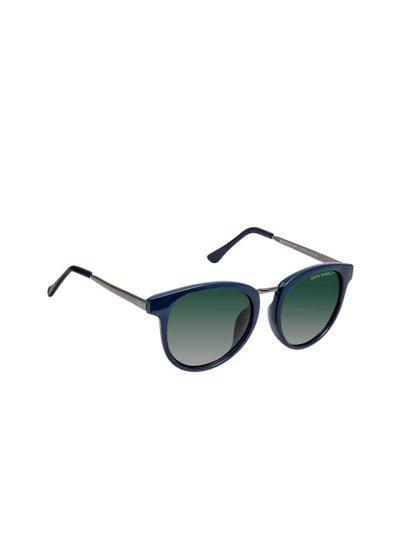 David Blake Unisex Round Sunglasses SGDB1801x8008C6