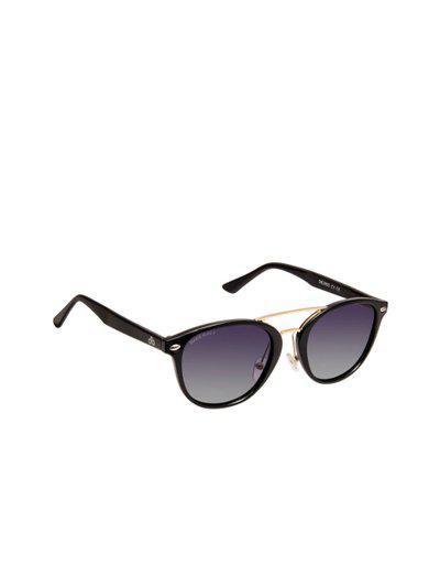 David Blake Unisex Round Sunglasses SGDB1716x2805C1