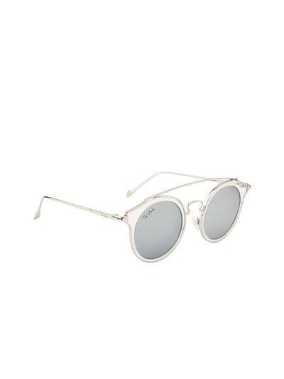 Ted Smith Unisex Round Sunglasses TS-1147S_C4