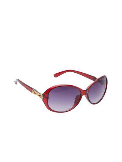 VAST Women Butterfly Sunglasses WOMEN_2565_RED
