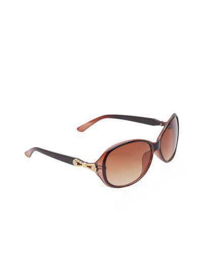 VAST Women Butterfly Sunglasses WOMEN_2565_BROWN