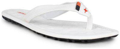 Sparx Men's White Flip-flops And House Slippers - 10 Uk (sf2039g)