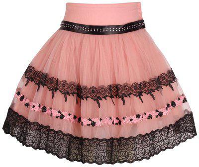Cutecumber Baby boy Net Solid Skirt - Multi
