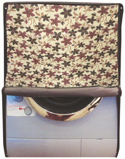 Lithara Waterproof & Dustproof Printed Washing Machine Cover for IFB Senorita-SX front load Washing Machine 6kg