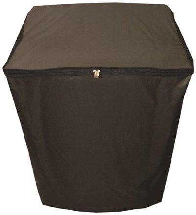 Lithara Waterproof & Dustproof Washing Machine Cover for WHIRPOOL Fully automatic Washing Machine 360-BLOOMWASH 8kg