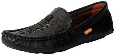 Fausto Men Brown Formal Shoes