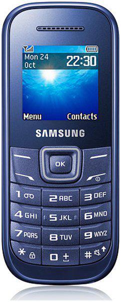 Samsung Guru E1200 (Blue)