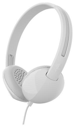 Skullcandy S2LHY-K568 STIM On Ear Headset with Mic ( White/Gray)