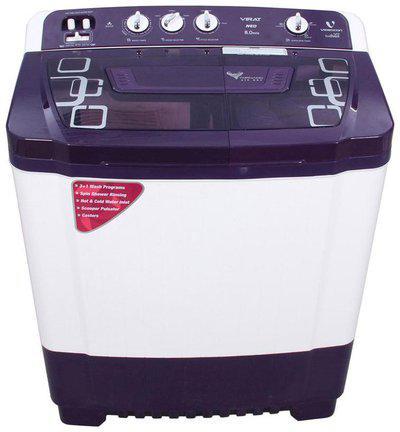 Videocon 8 Kg Semi automatic top load Washing machine - VS80P15