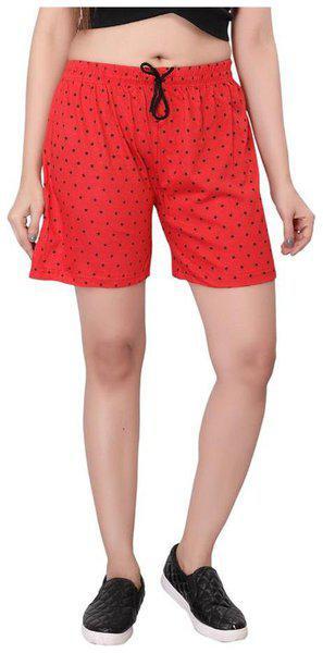 Bfly Women Printed Shorts