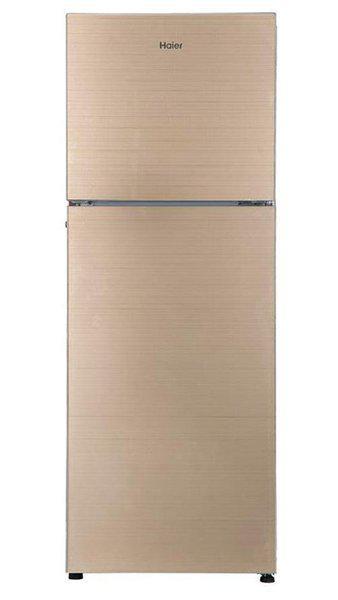 Haier 247 L 3 star Frost free Refrigerator - HRF-2674PGG-R , Gold