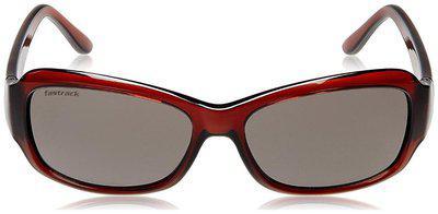 Fastrack Square Sunglasses (p191br1f)
