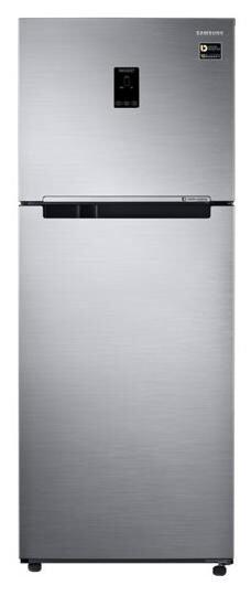 Samsung Frost Free 394 L Double Door Refrigerator (RT39M5538S8, Elegant Inox)