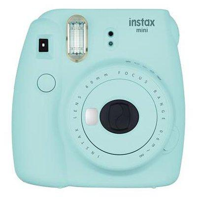 Fujifilm Instax mini 9 Mini 9 0.6 mp Instant Camera ( Blue )