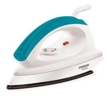 Eveready DI120 Dry Iron (Turquoise)
