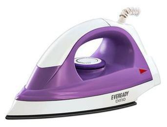 Eveready DI110 Dry Iron (Purple)