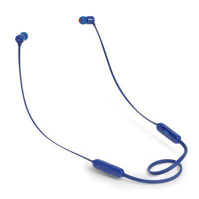 JBL T110BT In Ear Headphones (Blue)