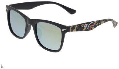 Vast UV Protection Mirror Unisex Wayfarer Sunglasses (STARGOLD 52 Mirror Lens )