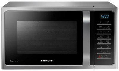 Samsung 28 ltr Convection Microwave Oven - MC28H5025VS/TL , Silver & black