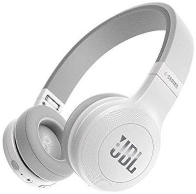 JBL JBLE45BTWHT Over-ear Bluetooth Headsets ( White )