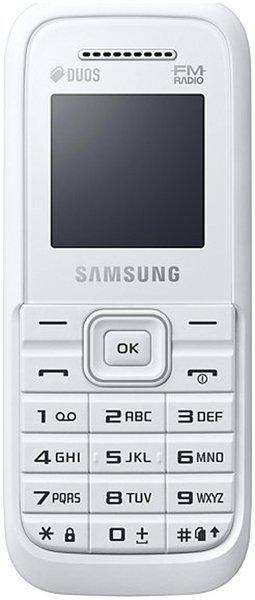 Samsung Guru FM Plus SM-B110E (White)