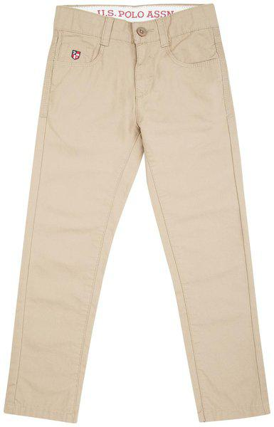 U.S. Polo Assn. Boy's Slim fit Jeans - Beige