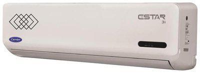 Carrier 1 Ton 3 star Inverter Split ac , CAI12ET3C8F0 , White )