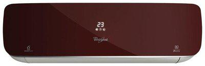 Whirlpool 1.5 Ton 3 Star Split AC (3DCOOL HD, Wine Silver)