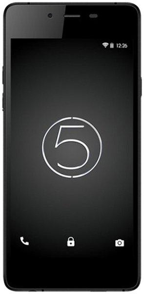 Micromax Canvas Sliver 5 16GB Black