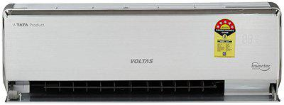 Voltas 1 Ton 5 star Inverter Split ac , 1 T SAC 125VH CROWN AW