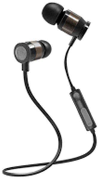 Crystal Digital Mono Bluetooth Headset ( Silver )
