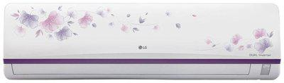 LG 1.5 Ton 3 star Inverter Split ac ( Copper Coil , JS-Q18FUXD1 , White )