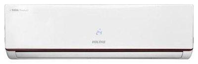 Voltas 1.5 Ton 3 Star Split AC (183V JZJ, White)