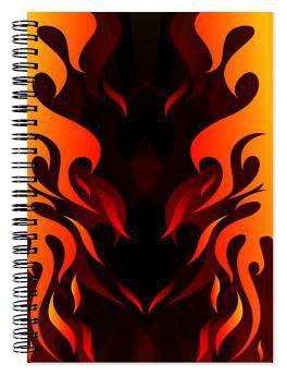 Designer Wirebound Ruled Paper Sheets Personal and Office Stationary Notebooks Diary