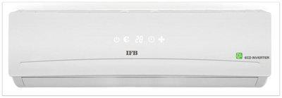 IFB 1.5 Ton 3 Star Split AC (IACC18IA3T4C-IDU, White)