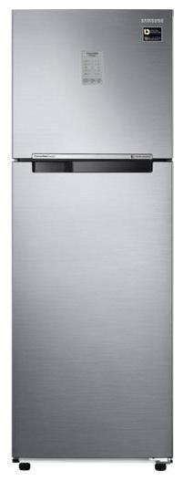 Samsung 275 L 3 star Frost free Refrigerator - RT30N3723S8 , Elegant inox