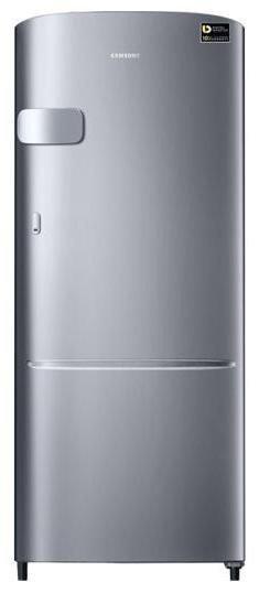 Samsung 192 L 3 star Direct cool Refrigerator - RR20N1Y1ZSE/RR20N2Y1ZSE , Elective silver